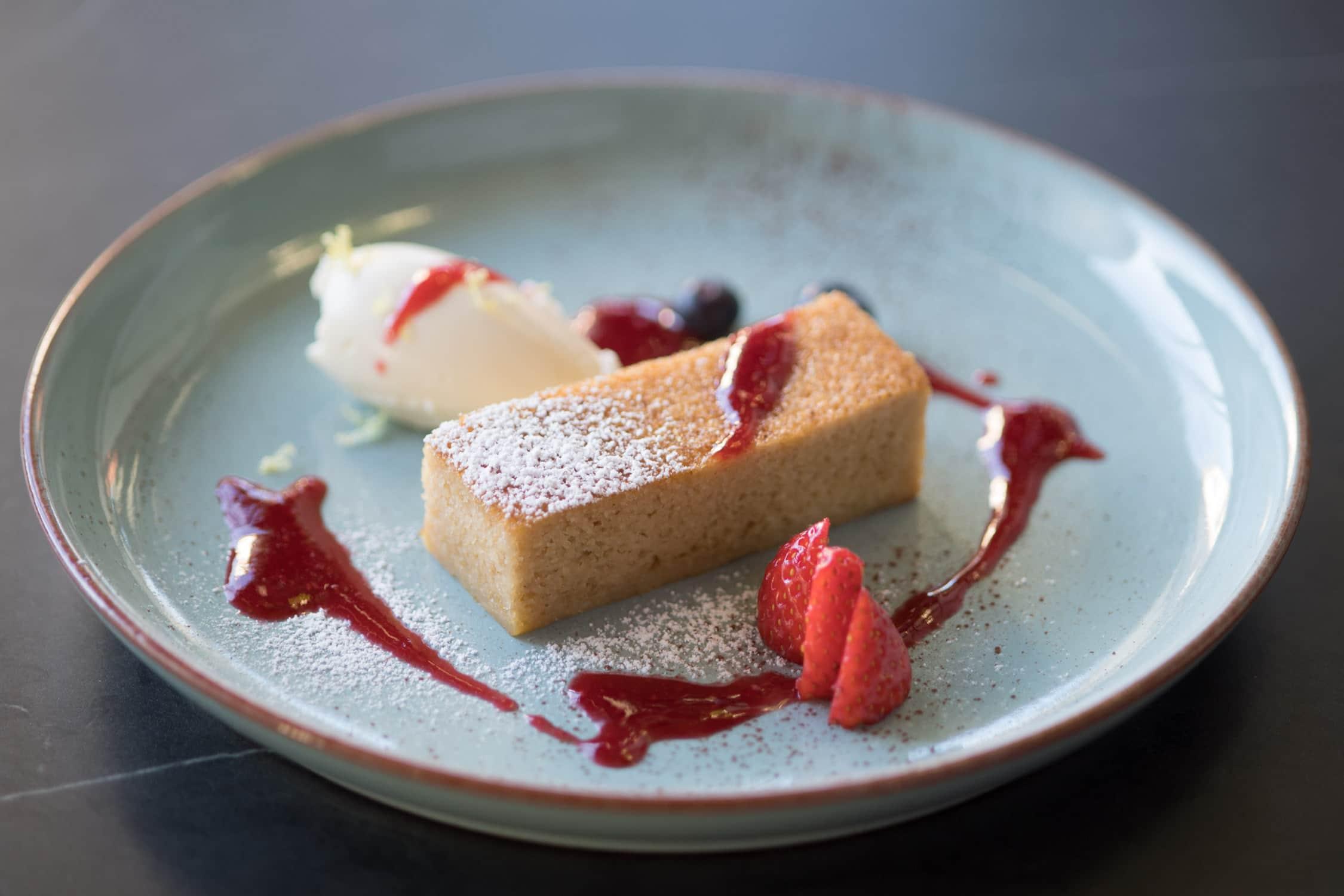 Dessert at Saros Bar + Dining at Moonee Ponds