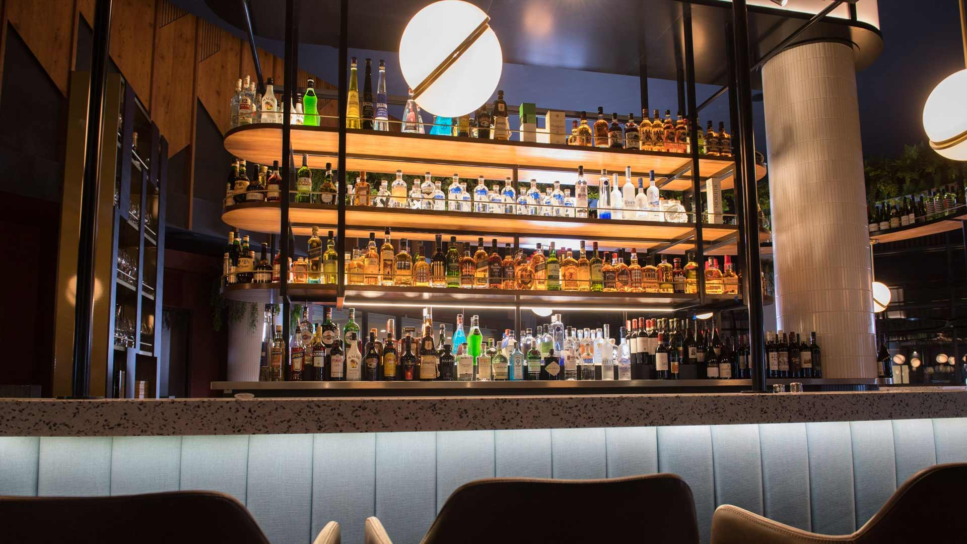 Cocktail bar in Moonee ponds